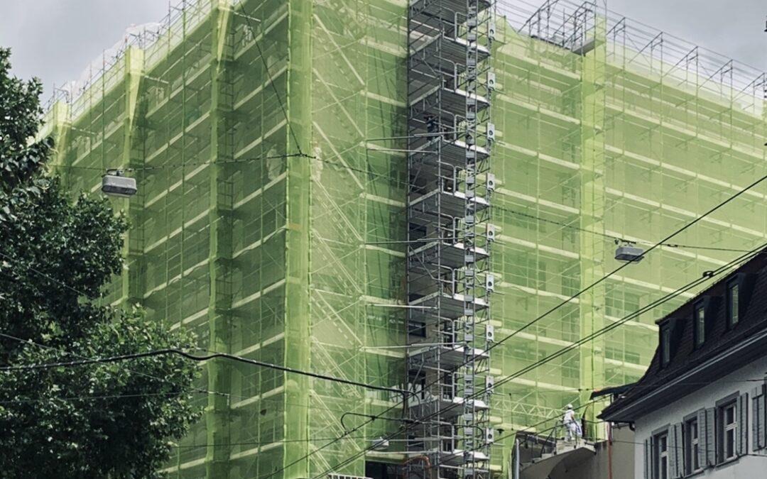 Hinter den Kulissen – Sanierung Theater Basel