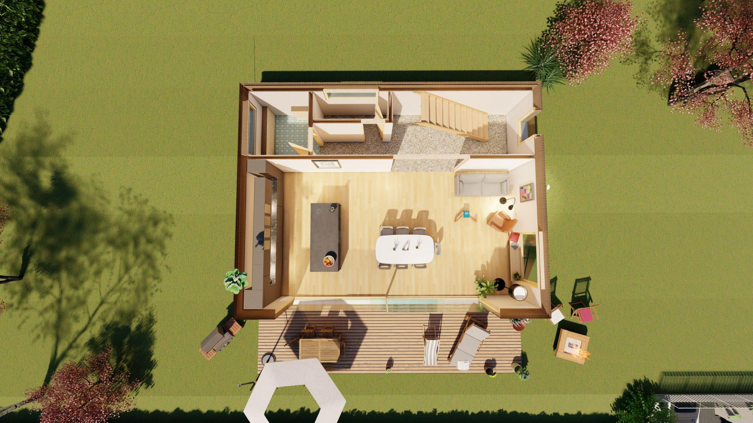 Vorprojekt Einfamilienhaus Himmelried